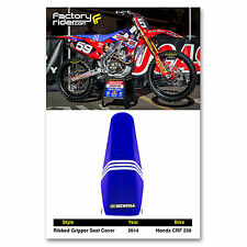 2014-2016  HONDA CRF 250 Troy Lee Designs Adidas SEAT COVER BY Enjoy MFG