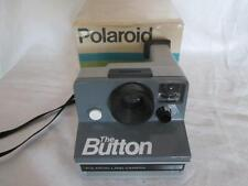 Polaroid The Button Instant SX-70 Film Camera