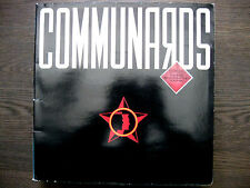 COMMUNARDS~SELF TITLED~SYNTH DANCE HINRG CLASSIC LP *NM; MADE IN HOLLAND*