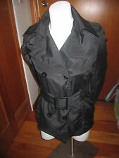 Kenneth Blake of New York Double Breast Trench Coat Size: Large Business Dress
