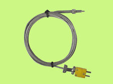 EGT K Type Thermocouple for Exhaust Gas Temperature Probe with M5 Threads