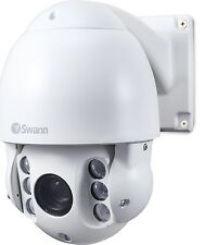 Swann PRO-A852 Day Night HD Pan-Tilt-Zoom 720p HD dome CCTV Camera 10X Zoom NEW