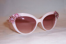 NEW KATE SPADE SUNGLASSES KARYNA/S 6IO-N2 OPAL PINK/PINK AUTHENTIC