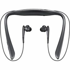 New Samsung Level U PRO Wireless Bluetooth Headphones Headset w/ UHQA HD - Black