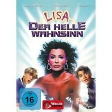 LISA-DER HELLE WAHNSINN - DVD NEUWARE KELLY LEBROCK,ANTHONY MICHAEL HALL