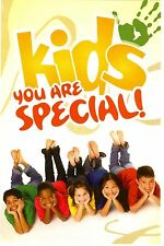 KIDS -You are special! - Christian tract. You're the one & only you! Set of 10!