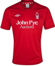 NOTTINGHAM FOREST (XL) RED 2012/13 S/S UMBRO HOME FOOTBALL SOCCER SHIRT JERSEY
