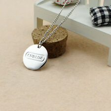 CNBLUE Jung Yong Hwa Alloy NECKLACE KPOP NEW X1860