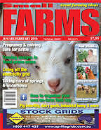 Small Farms Magazine January/February 2016 Fencing Designs In Flood Prone Areas