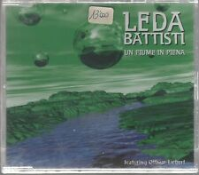 LEDA BATTISTI UN FIUME IN PIENA OTTMAR LIEBERT CD SINGOLO cds SIGILLATO!!!