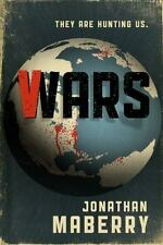 V Wars by Nancy Holder, Keith R. A. DeCandido, Jonathan Maberry, Gregory Frost …