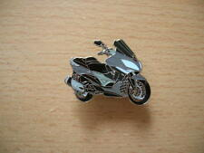 Pin badge kymco xciting 400i/400 I Gris Grey roller scooter 1234 moto