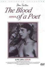 The Blood of a Poet (1930) DVD - Jean Cocteau (New & Sealed)