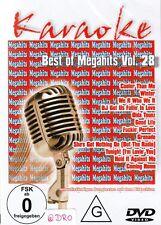KARAOKE + DVD + Best of Megahits (28) + Texte auf Bildschirm + Partyspaß +