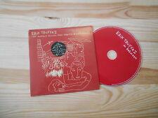 CD Jazz Erik Truffaz Quartet - In Between (10 Song) Promo EMI / BLUE NOTE