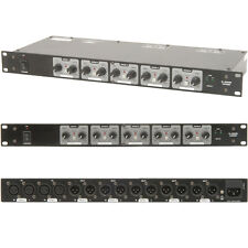 Xlr Altavoz Matrix Zona Mezclador Para amplifiers-switch/splitter-distribution Caja Dj