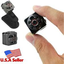 SQ8 HD 1080P Mini DV Hidden Spy Camera Video Recorder Camcorder Night Vision