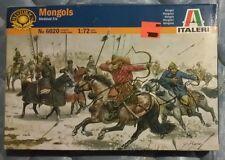 Italeri Mongols 6020  1/72 Zvezda