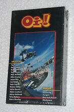 OI! SUPER RARE Australia SKATEBOARD VERT VIDEO VHS New Hawk Glifberg 1997 NOS