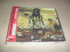 SLAYER -CHRIST ILLUSION- VERY HARD TO FIND JAPAN PRESS WITH OBI & STICKER SODOM