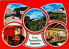 Löwenstein , Evang. Tagungsstätte , Ansichtskarte