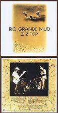 ZZ Top: Rio Grande Mud Von 1972! Zehn Rocksongs ohne Wenn und Aber! Nagelneue CD