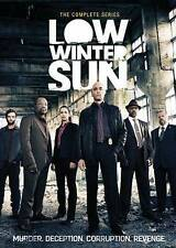 Low Winter Sun: The Complete Series (DVD, 2014, 3-Disc Set)
