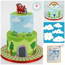 FMM Fluffy Cloud Cutters Cake Decorating FREE 1st CLASS DELIVERY 1 DAY DISPATCH