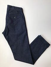 NEW JCREW WALLACE & BARNES SELVEDGE DENIM CHINO PANTS 30/32 MEN JEANS