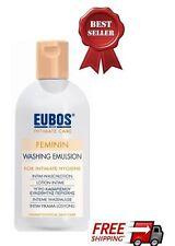 EUBOS FEMININ VAGINAL WASHING EMULSION 200ml