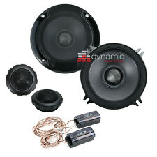 "ALPINE SPR-50C Component Car Audio Speakers 5.25"" 2-Way Type R SPR50C 300W New"