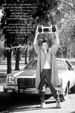SAY ANYTHING - QUOTE MOVIE POSTER 24x36 CLASSIC CUSACK 51056