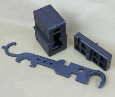 Armorers Combo Wrench, Upper Vise Block & Lower Receiver Magazine Block