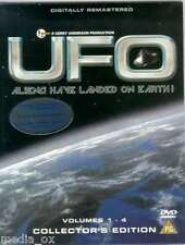 UFO: Volumes 1 2 3 & 4 Collector's Edition Series Box Set | New | Sealed | DVD