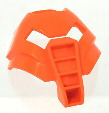 LEGO Parts ~ Bionicle Mask Huna Kanohi Turaga 32573 ORANGE