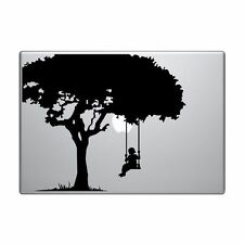 Decal for Macbook Pro Sticker Vinyl laptop mac funny air 11 13 15 girl tree cool
