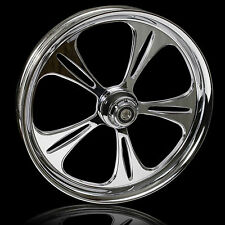 "30"" Inch Chrome Motorcycle wheel ""The Raptor"""
