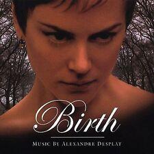 Alexandre Desplat : Birth CD (2004)