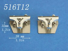 CNC Aluminum Boat Trim Tabs 38mm X 32mm for rc boat 516T12