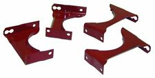 1932 Ford  Car / Pickup running board braces set of 4 stamped steel