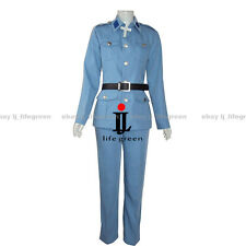 APH Hetalia: Axis Powers Finland Tino Uniform COS Clothing Cosplay Costume