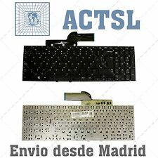 Keyboard Spanish for SAMSUNG NP300E5E