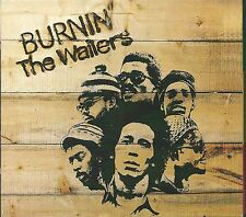 Marley, Bob & the wailers Burnin 'DELUXE EDITION do CD sans emballage plastique