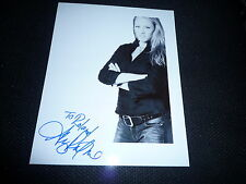 AMY REDFORD  signed Autogramm In Person 20x25 cm MANHATTAN LOVE STORY Lopez