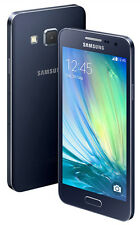 Samsung Galaxy A3 16GB Black Smartphone Unlocked
