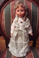 Italo Cremona Corinne doll made in Italy 1967