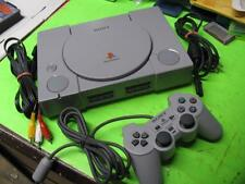 SONY PLAYSTATION 1 (PS1) GAME SYSTEM CONSOLE COMPLETE SCPH-9001
