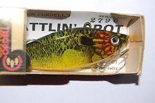 old cotton cordell rattlin spot rat l trap bream bass lure 2796 series 2700