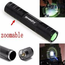 Mini Zoomable Lampe Torche 3500LM 3 Modes CREE XML T6 LED 18650 Léger
