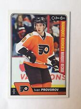 2016-17 OPC Ivan Provorov Marquee Rookies #686